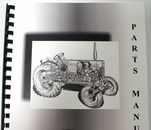 Kubota Kubota G1900 L/&G Parts Manual