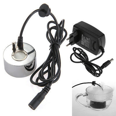 Ultrasonic Mist Maker Fogger Humidifier Water Fountain Pond DC 24V