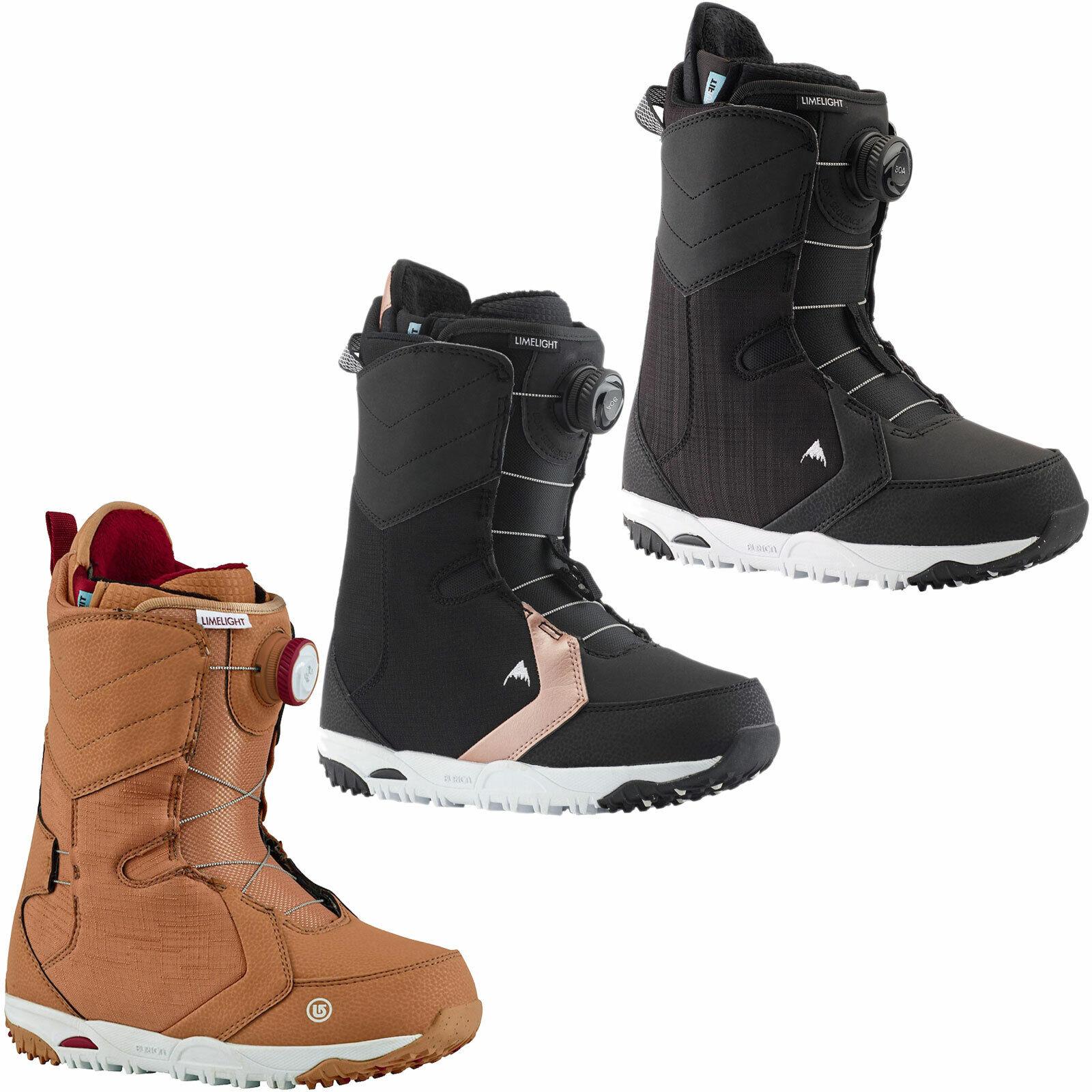 Burton LimeLicht BOA Womannen's Snowboard schoenen Snowboard laarzen sneeuwlaarzen 2018-2020