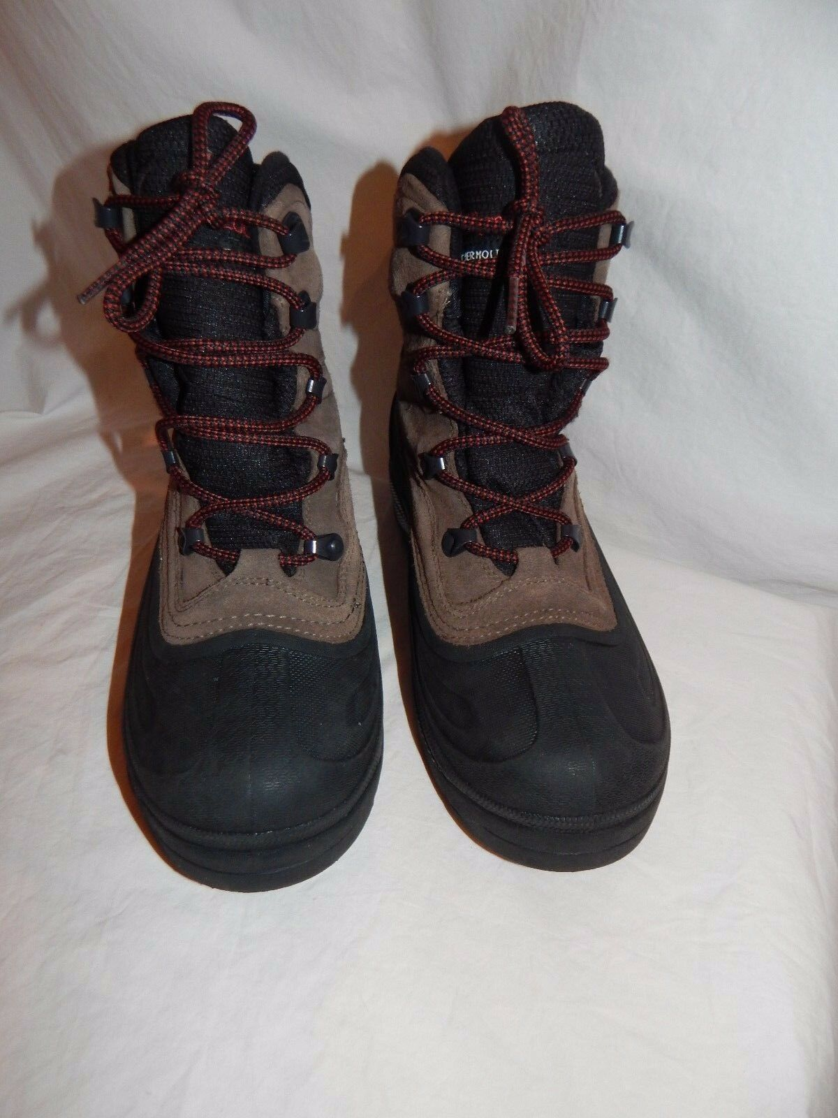 Men's Columbia 200 Grams Thermolite Water Resistant Summit Boots Size 8 1226-255