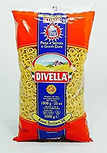 DIVELLA-PASTA-ITALIANA-PADOVA-SICILIANI-5-Sacchetti-x-2-2-LB-35oz