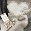 Alternative-Wedding-Guest-Book-Personalized-Wooden-Heart-Shaped-Rustic-Drop-Box thumbnail 13