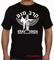 KRAV MAGA - Israel Defense Forces - martial arts - T-SHIRT