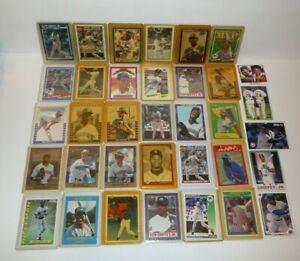 Ken-Griffey-Jr-Baseball-Card-Lot-Rated-Rookie-MVP-Seattle-Mariners-Team-MLB