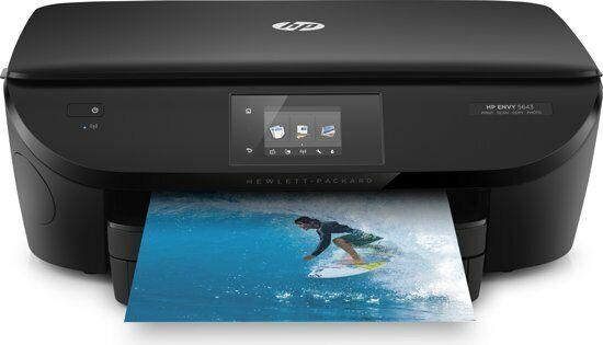 *Sale* HP ENVY 5640 / 5644 All-in-One Wireless Inkjet Printer - Fast Printer