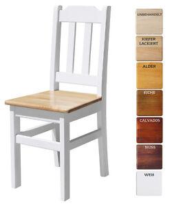 SET-Stuhl-MASSIV-KIEFER-HOLZ-NEU-restaurantstuhl-hotelstuhl-verschiedene-Farben