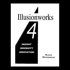 Illusion-Works 4-Insight, ingenio & innovación al rand Woodbury-libro