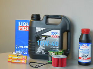 Sistema-de-mantenimiento-KAWASAKI-GTR-1000-Filtro-aceite-bujia-Servicio