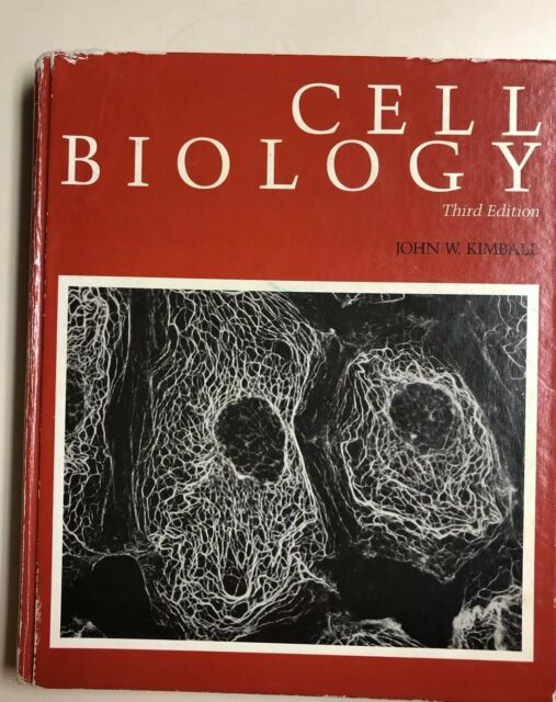 Cell Biology by John W. Kimball (PD)