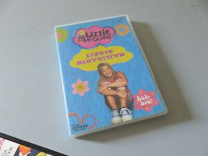 LIZZIE Mc GUIRE - LIZZIE BABYSITER  - DVD -  Ottimo usato Disney