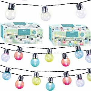 GardenKraft-Retro-50-LED-String-Bulb-Party-Lights-Garden-BBQ-Indoor-Outdoor-Use