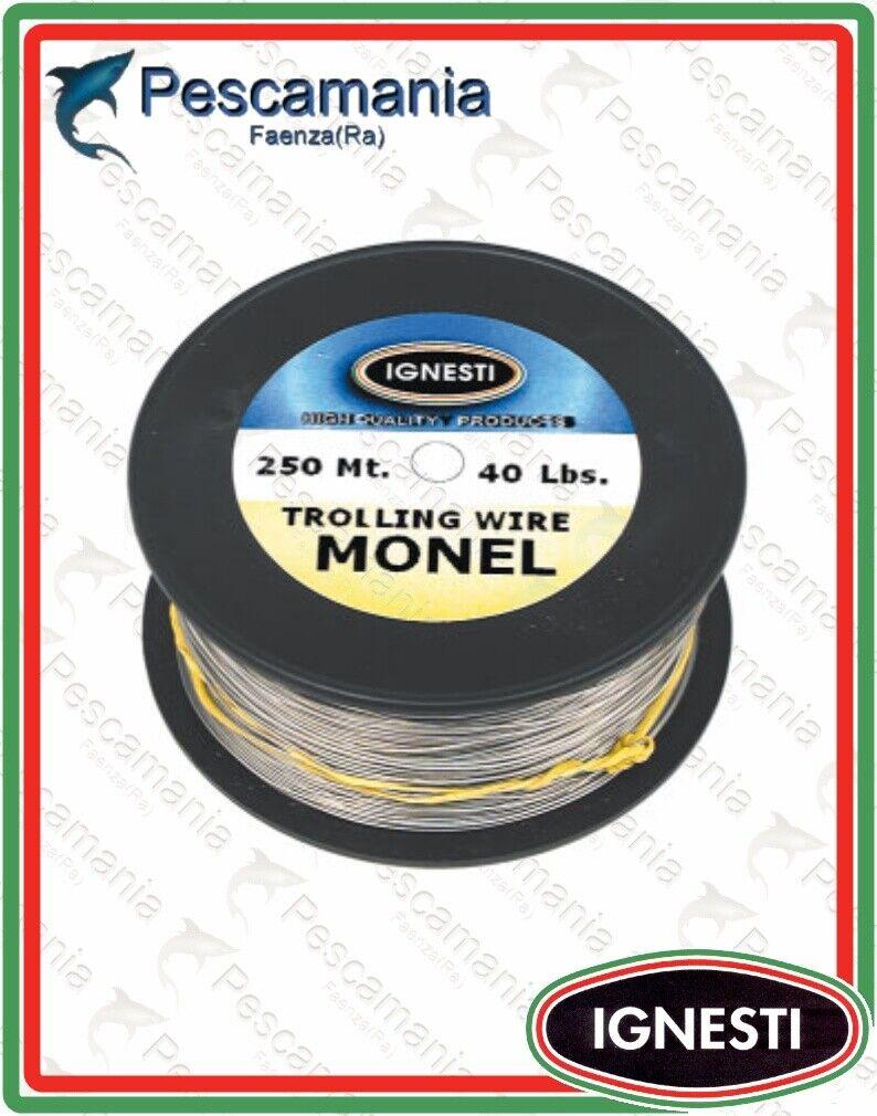 Monofilo in acciao Monel Soft metri 250 estrellafish