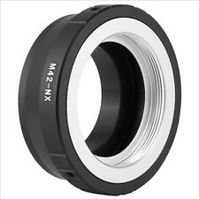 ADAPTER RING OBJECTIVE M42 SAMSUNG NX CAMERA NX30 NX210 NX20 NX300 NX10