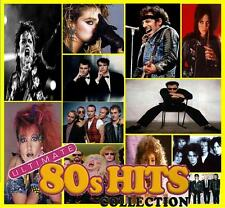 80s Hitmix Series -Complete Videos Collection- 50 DVD SET - 1000 Videos 1980-'89