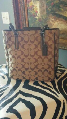 Woman's coach hand bags