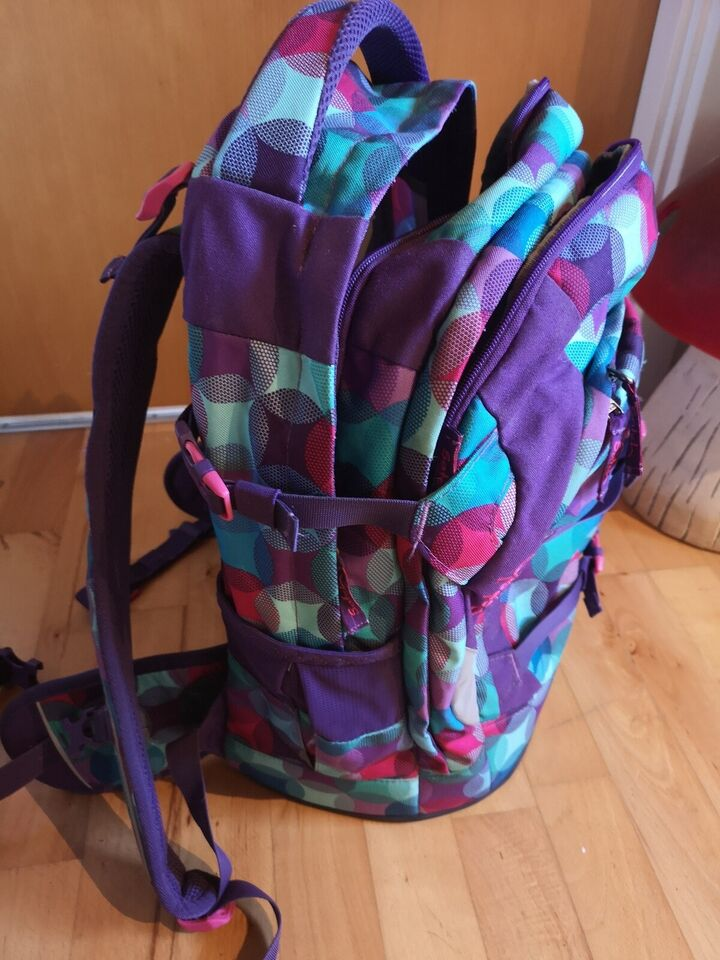 Skoletaske, Satch Ergobag