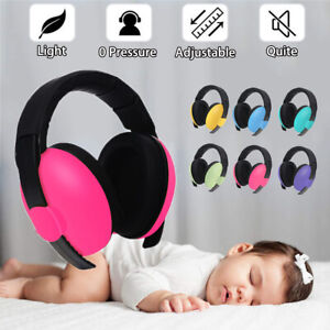 Child Hearing Protector Anti-noise Soft Earmuffs For Kids Noise Reduction Ear Protection Earmuff Sleeping Ear Protector Back To Search Resultssecurity & Protection