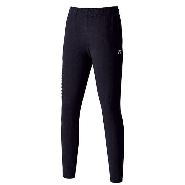 Femme Yonex Badminton Pantalon Long EntraîneHommest VêteHommests Navy Raquette Neuf avec étiquettes 91WP006F