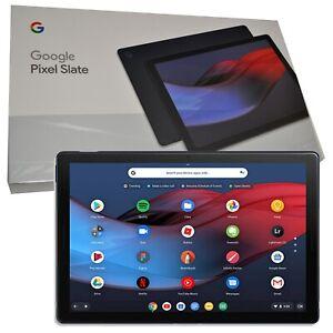 "Nouveau 12.3"" Google Pixel Slate Intel Core m3 64 Go eMMC/8 Go RAM Bleu Wi-Fi Tablette"