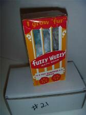 New Vintage POODLE Fuzzy Wuzzy Bath Soap They Grow Fur Surprise Toy Inside #21
