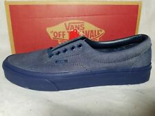 6147dc2feb item 6 Vans New Era Mono Chambray Canvas Leather Navy Blue Gum Skate Shoe  Men Size 8.5 -Vans New Era Mono Chambray Canvas Leather Navy Blue Gum Skate  Shoe ...