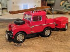 Matchbox 1952 Land Rover Auxiliary YFE02 1:43