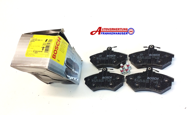 557 Kit pastiglie freno TTEILE Ant PEUGEOT 407 Coupe Diesel 2005/>