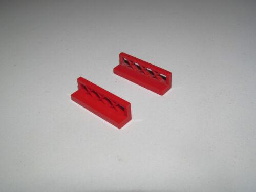 Lego ® Construction Lot x2 Barrière Fence Choose Color ref 3633