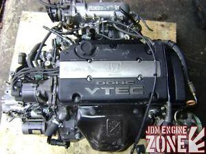 JDM-92-95-HONDA-PRELUDE-DOHC-VTEC-ENGINE-MOTOR-5-SPEED-TRANSMISSION-H22A