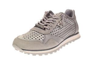 Details zu Cetti C 848 SRA Damen Schuhe Sneakers nature tin stone