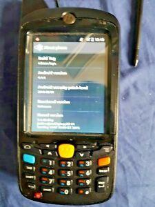 Motorola MC67NA-PDADAA00500 EDA/ PDA 2D Android OS 4.4.4 KitKat + cradle charger