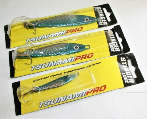 or 80grm 60grm Tsunami Stinger Fishing Lures 16grm