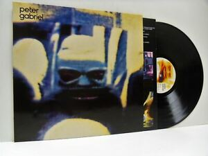 PETER GABRIEL self titled 4 (security) LP EX/EX-, PG 4, vinyl, album, prog rock