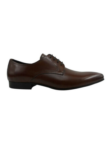 NEW Trent Nathan Harvey Lace Up Derby Tan