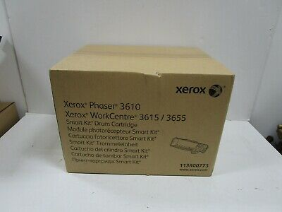 GENUINE XEROX PHASER 3610 Smart Kit Drum Cartridge 113R00773 NEW SEALED