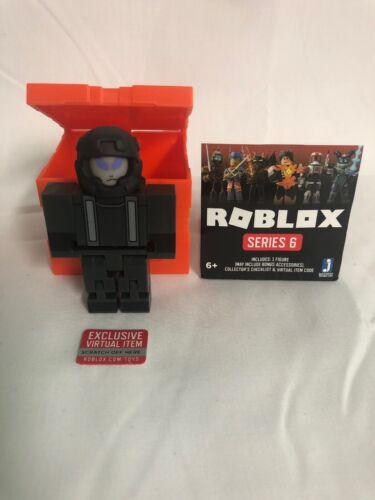 Xenatron Orange Blind Box New W//Code Roblox Series 6 Beach Simulator