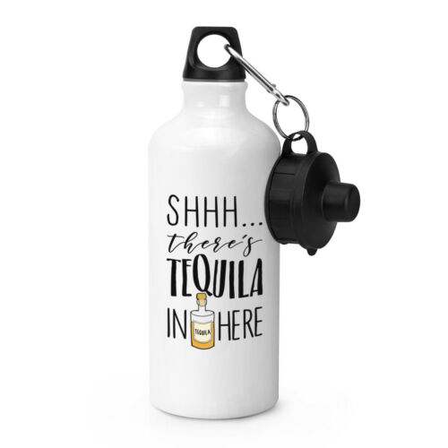Lustig Shhh There's Tequila in Here Sport Getränkeflasche Zelten Flasche Camping & Outdoor