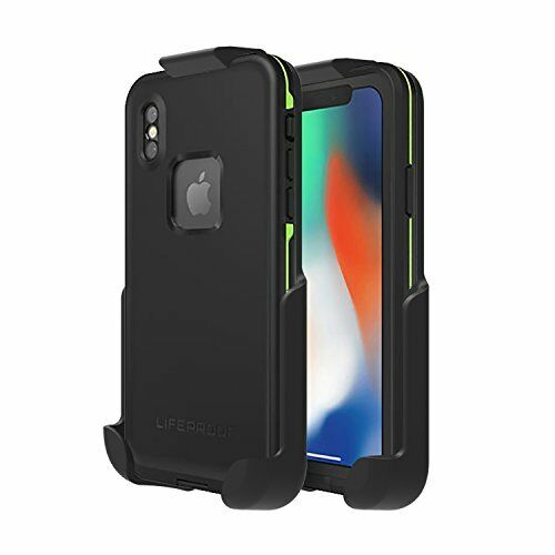 Belt Clip Holster for Lifeproof Fre Case - iPhone X (Case Not Included)
