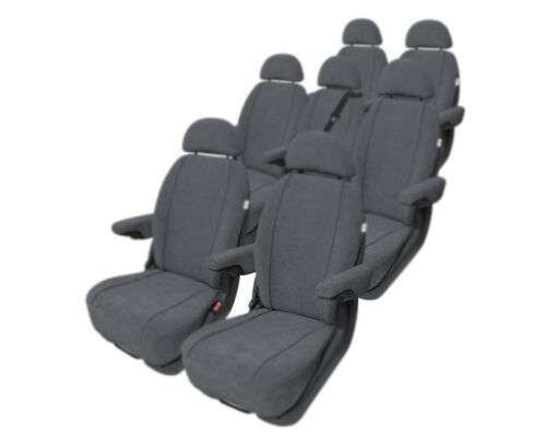 grey Armrest covers Ford Galaxy