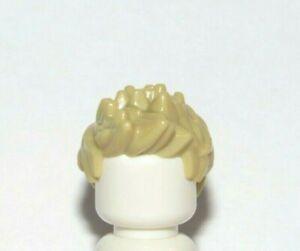 Lego 5 Hair Wig For Boy Man Male Minifigure Figure Black Spiky