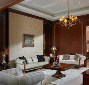 Classique-Sofagarnitur-3-2-Baroque-Rokoko-Style-Antique-Canape-Canapes-E68-Neuf