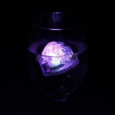 12Pcs LED Submersible Light Changing Colour Waterproof Wedding Party Vase Decor