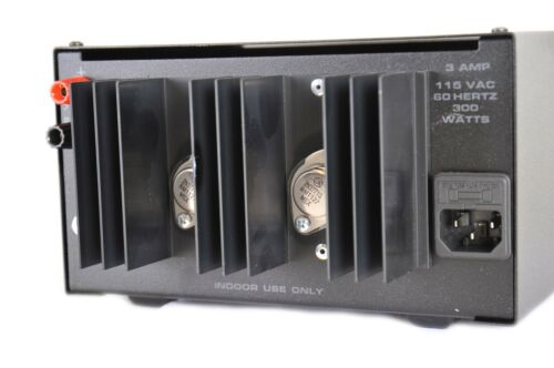 13.8V ASTRON RS-12A Linear Power Supply 12A