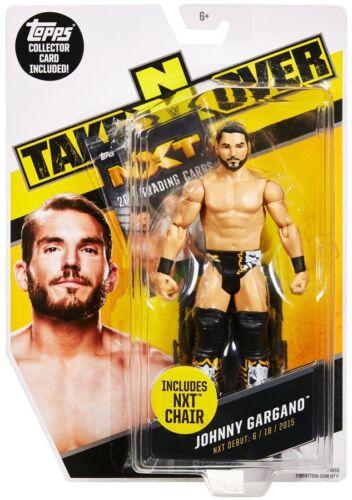 WWE Wrestling NXT OPA Johnny Gargano Exclusive Action Figure