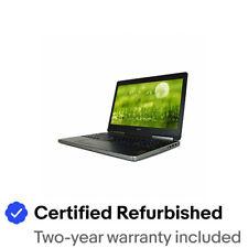 Dell Precision 7510 15.6in Laptop Core i7-6820HQ 2.7GHz 16GB 512GB W10