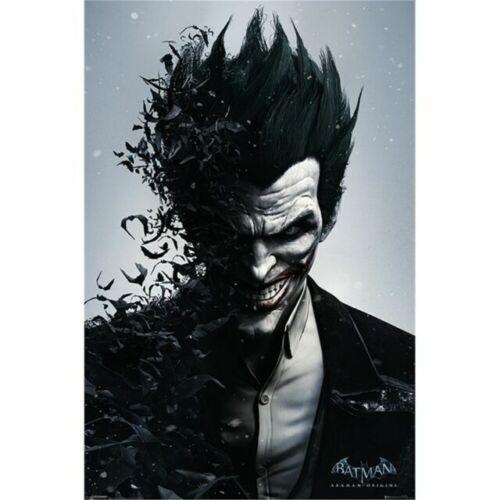 Batman Arkham Asylum Joker 215 61 x 91.5cms Poster
