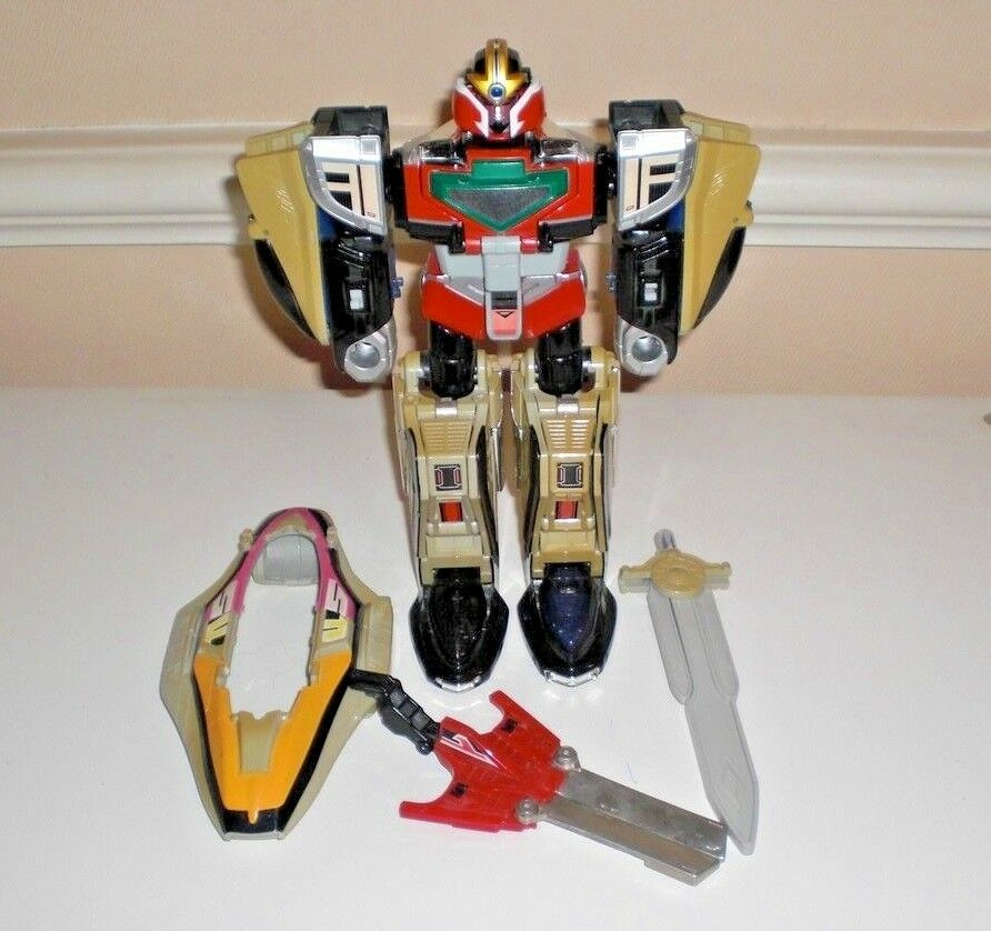 POWER RANGERS TIME FORCE - DELUXE MEGAZORD - ASK12