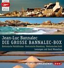 Die große Bannalec-Box von Jean-Luc Bannalec (2015)
