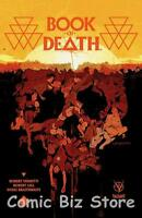 BOOK OF DEATH #1 (2015)  1ST PRINTING NORD COVER B VARIANT COVER VALIANT