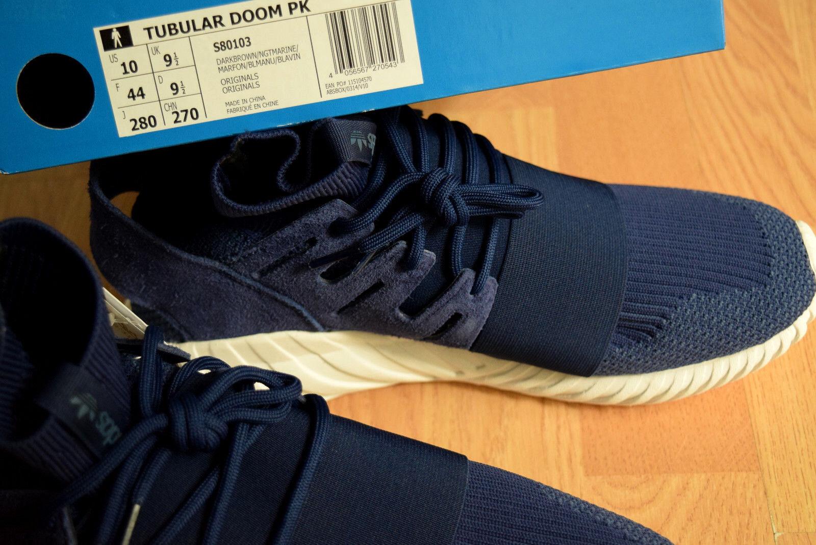 Adidas Tubular Doom PK 41 42 44 47 46 47 44  S80103 shadow viral radial yeezy runner 6a972d